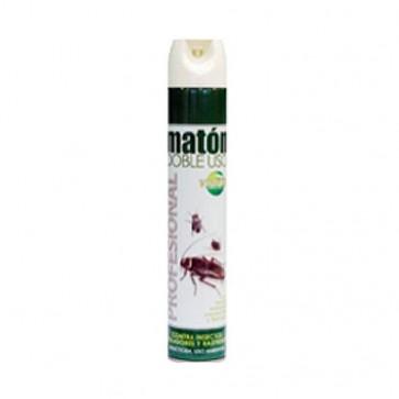 Insecticida doble uso 750 ml.