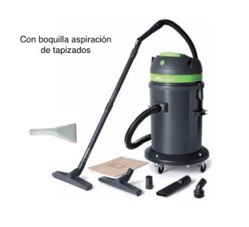 Aspirador polvo liquido 2 motores