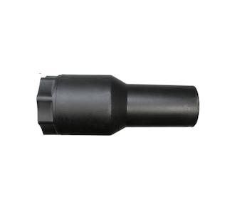 Conexión manguera aspirador lado accesorios. 40 mm
