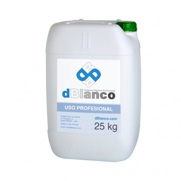 Detergente lavado de tuberias y depósitos en alimentaria