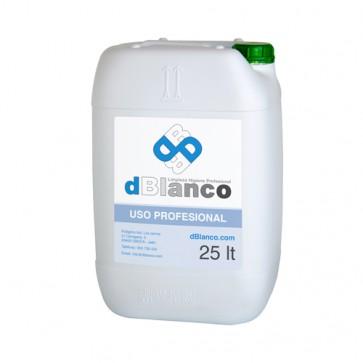 Detergente desinfectante clorado con espuma