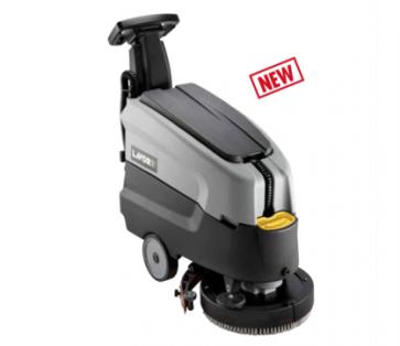 Limpiadora secadora de suelos
