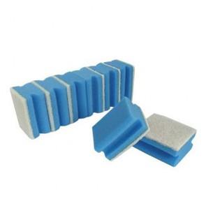 Salvauñas fibra blanca pack 6 unidades