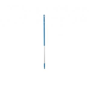 Mango de aluminio 1310 mm azul/rosca