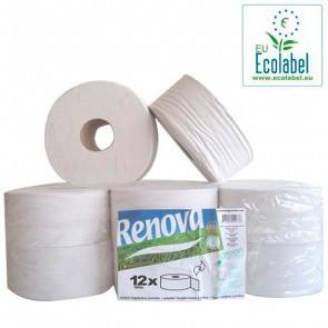 Higiénico industrial ecológico pack 12 rollos