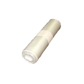 Bolsa de basura blanca domestica caja 50 rollos