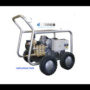 Hidrolimpiador inox fabricado para cada usuario