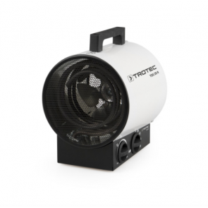 Generador aire caliente con ventilador