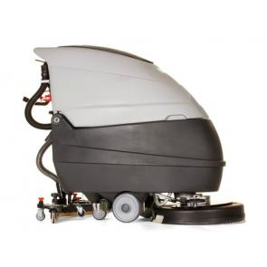 Fregadora de suelos con baterias y cargador.DEMO