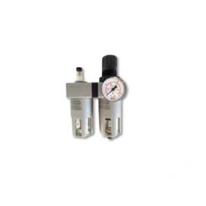 Filtro lubricador y antihumedad herramienta neumatica