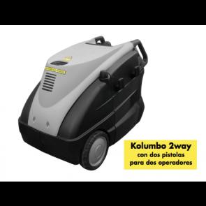 Generador vapor limpieza coches. 2 salidas.(Plazo de entrega 10 días).
