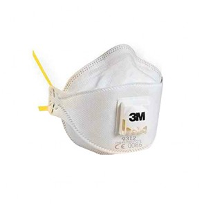 Mascarilla protección contra aerosoles
