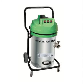 Aspirador para residuos de producción industrial