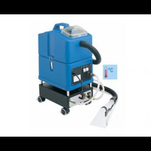 Limpiatapicerias con calentador para equipo movil