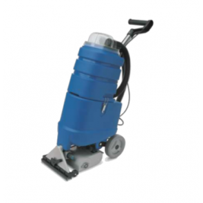 Maquina inyección-extracción con cepillo giratorio.Confirmar plazo entrega
