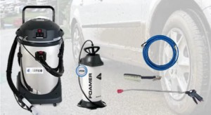 kit limpieza laterales coches