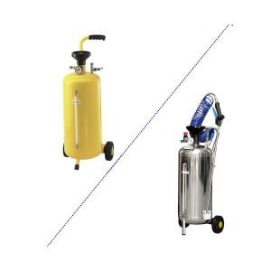 pulverizadores metalicos espuma