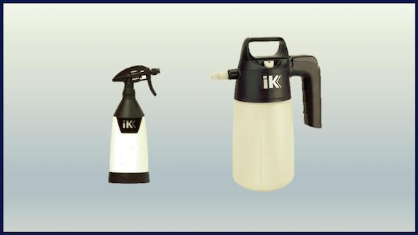 Pulverizadores de mano <2L