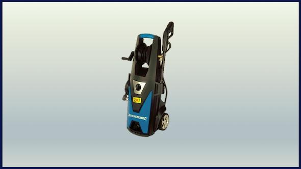 Limpiador alta presión