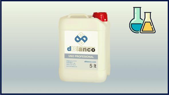 Productos de limpieza y desinfección industria alimentaria
