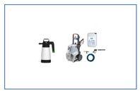 Generadores espuma de limpieza