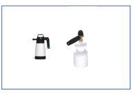 Proyección de espuma