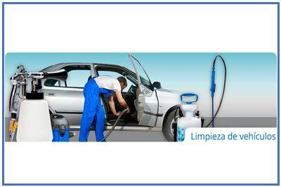 Para lavado de coches
