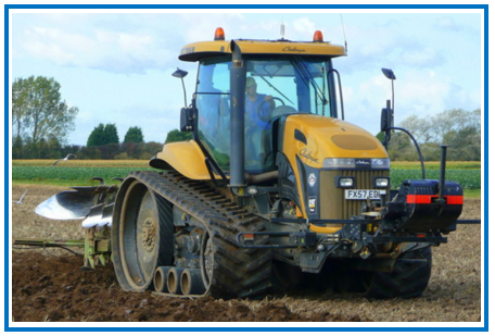 Para maquinaria agricola