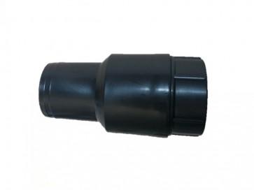 Terminal giratorio de manguera a boquilla de aspiracion 38 mm