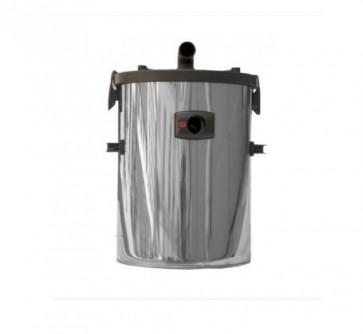 Depósito ciclón con tapa para aspirador de polvo y liquidos