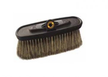 Cepillo suave con paso de agua  para lavado de vehículos