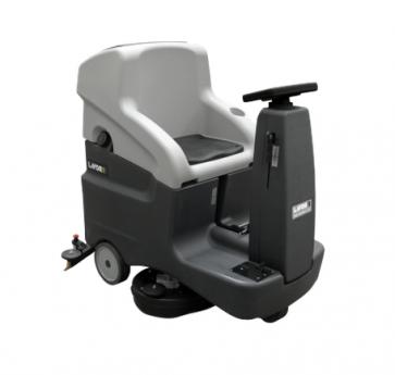 Fregadora secadora de suelos con conductor. Confirmar plazo entrega
