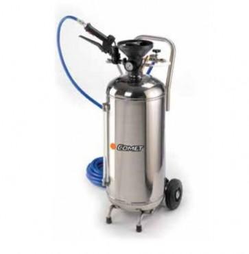 Espumógeno inox de 24 litros para limpieza de superficies
