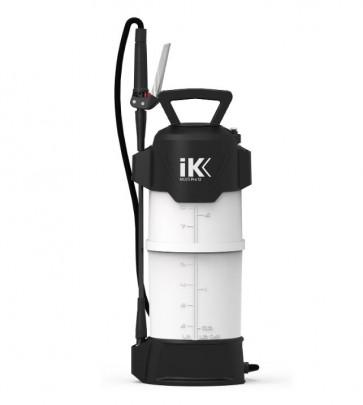 Pulverizador de espuma con conexión de llenado por aire comprimido