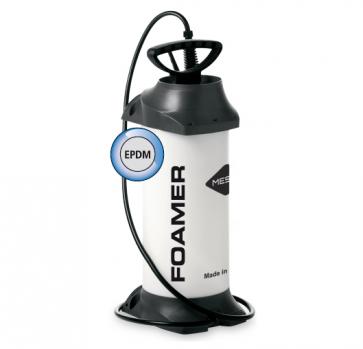 Pulverizador de lavado con espuma de 8 litros.