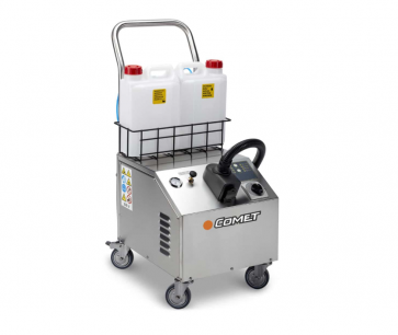 Generador inox de vapor saturado profesional. de 3,0 kw