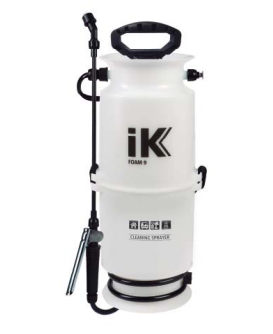 Generador de espuma liquida media y seca para limpieza de superficies