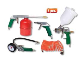 kit accesorios para compresor