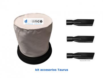 kit accesorios aspirador profesional