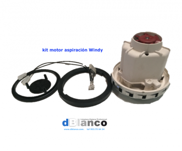 Motor aspirador Windy