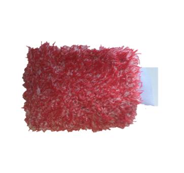 Manopla microfibra lavado de coches.