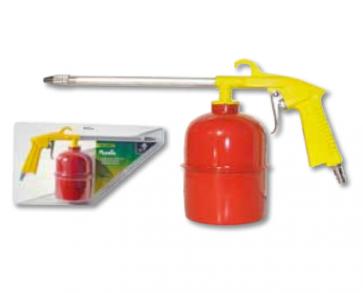 Pistola de petrolear motores, máquinas y piezas