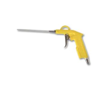 Pistola sopladora limpiadora