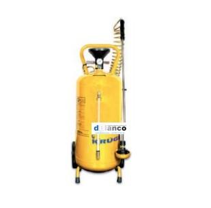 Nebulizadores y pulverizadores de acero galvanizado