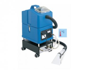 Limpiatapicerias con calentador para equipo movil. confirmar plazo entrega