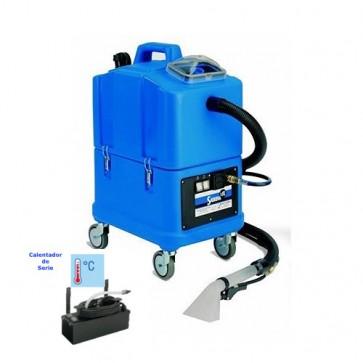 Lavatapicerias inyección-extracción con calentador