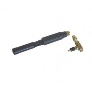 Lanza espuma con aspiración externa con caudal hasta 10 l/m.