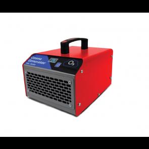 Generador de ozono para desinfección de espacios cerrados
