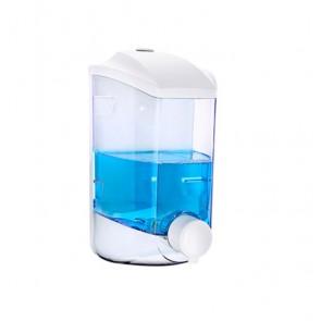 Dosificador de gel manos con pulsador de 1 litro