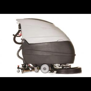 Fregadora de suelos con baterias y cargador. Confirmar plazo de entrega